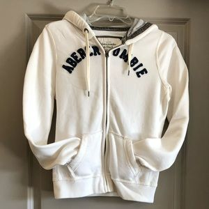 Abercrombie & Fitch Tops - Abercrombie & Fitch full zip hoodie